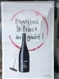 Remettons la France au goulot